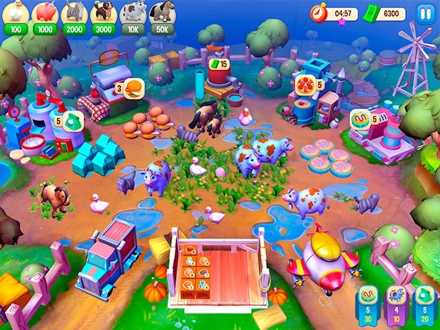 Farm Frenzy Refreshed. Collector's Edition gra