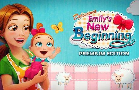 Delicious - Emily's New Beginning. Premium Edition