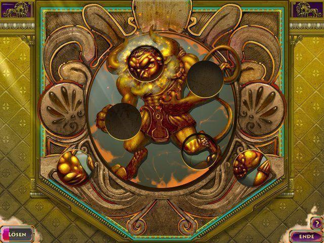 Screenshot  «Heroes of Hellas 4: Geburt einer Legende» № 4
