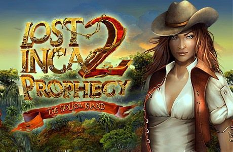 Lost Inca Prophecy 2: The Hollow Island
