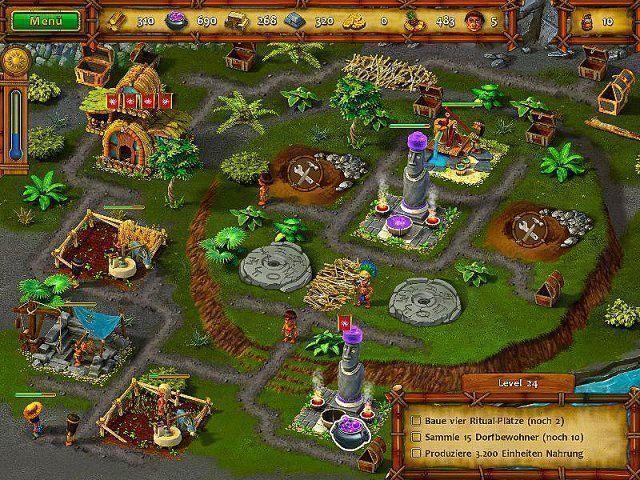 Screenshot  «Moai 5: Neue Generation. Sammleredition» № 3
