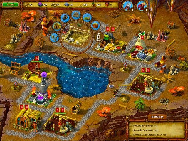 Screenshot  «Moai 6: Unerwartete Gäste. Sammleredition» № 3