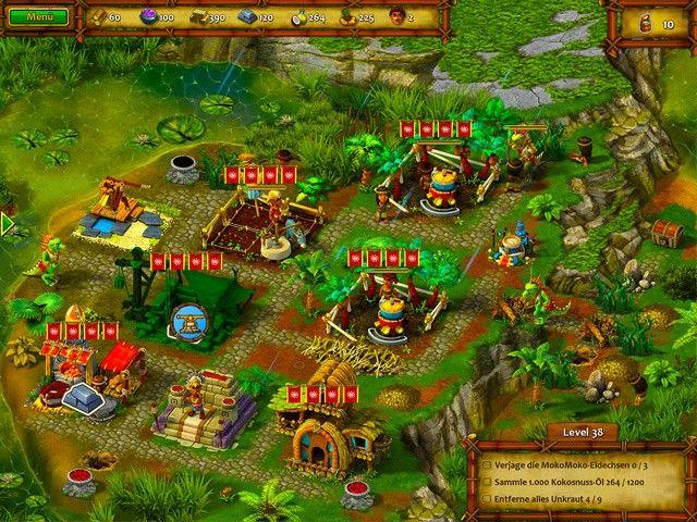 Screenshot  «Moai 6: Unerwartete Gäste. Sammleredition» № 6