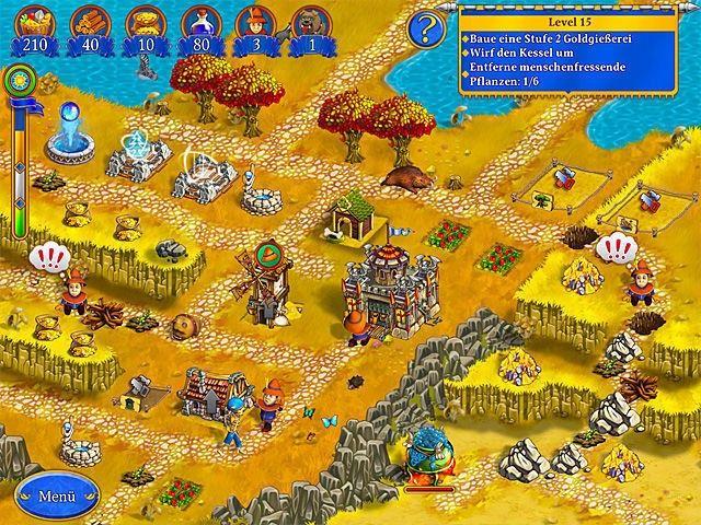 Screenshot  «Ein Yankee unter Rittern 5: Am Hof von König Artus» № 4
