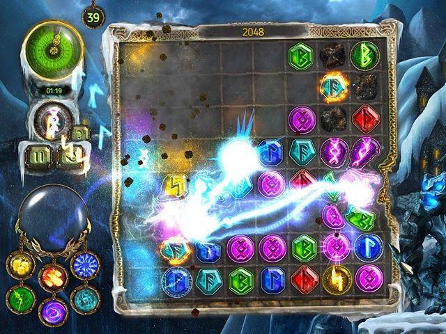 Screenshot  «Rune Lord» № 1