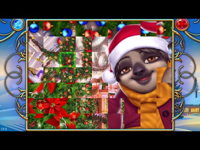 Screenshot  «Shopping Clutter 2: Christmas Square» № 5