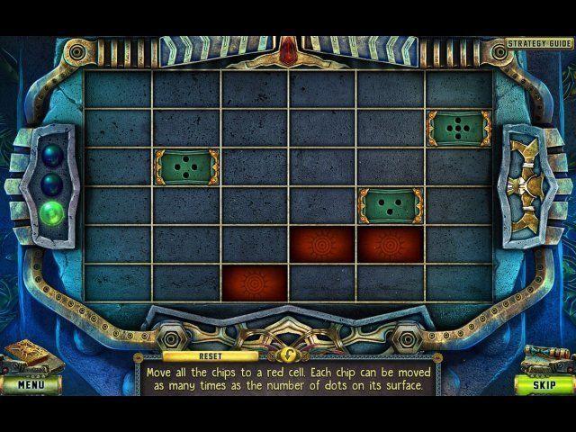 Screenshot  «The Legacy: Gefangener» № 6