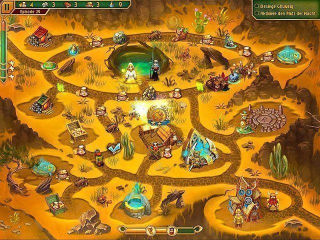 Screenshot  «Im Land der Wikinger 3» № 7