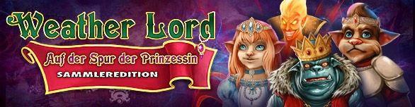 Weather Lord: Auf der Spur der Prinzessin. Sammleredition