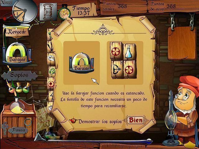 Mahjong Alquimico en Español game