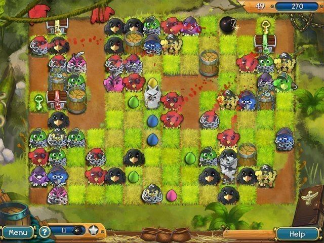 Claws and Feathers 2 en Español game
