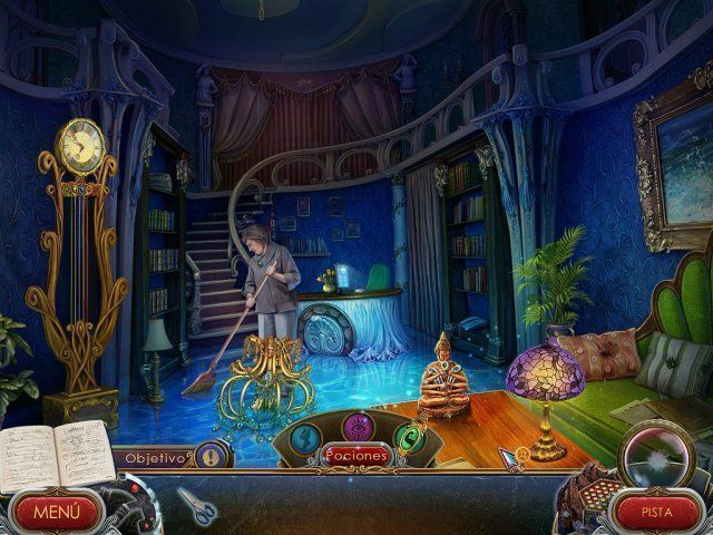 Dark Angels: Masquerade of Shadows en Español game