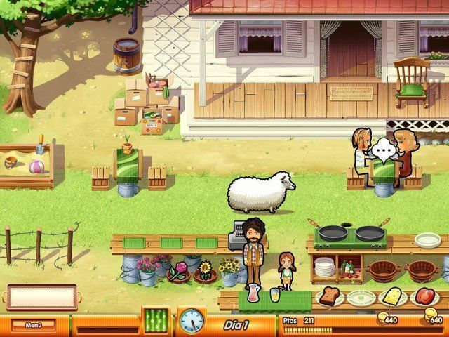 Delicious – Emily's Childhood Memories en Español game