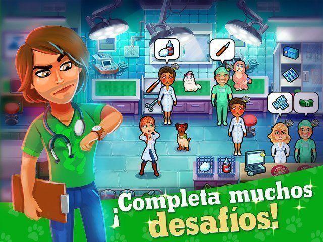 Dr. Cares: Pet Rescue 911. Edición Coleccionista download free en Español