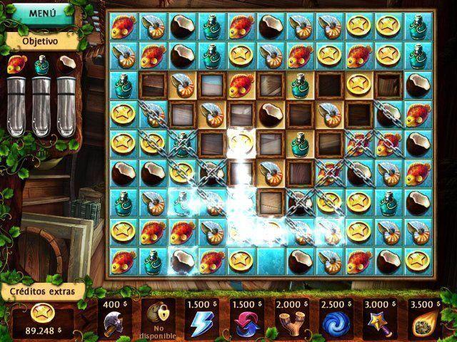 Jewel Legends: Tree of Life en Español game