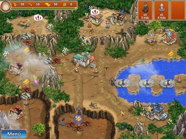 Rescue Team 3 en Español game