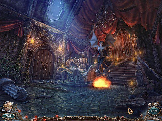 Sacra Terra: El Beso de la Muerte Edición Coleccionista en Español game