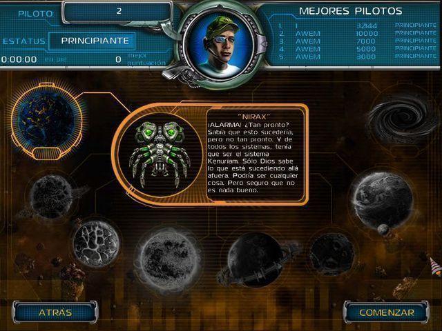 Star Defender 3 en Español game