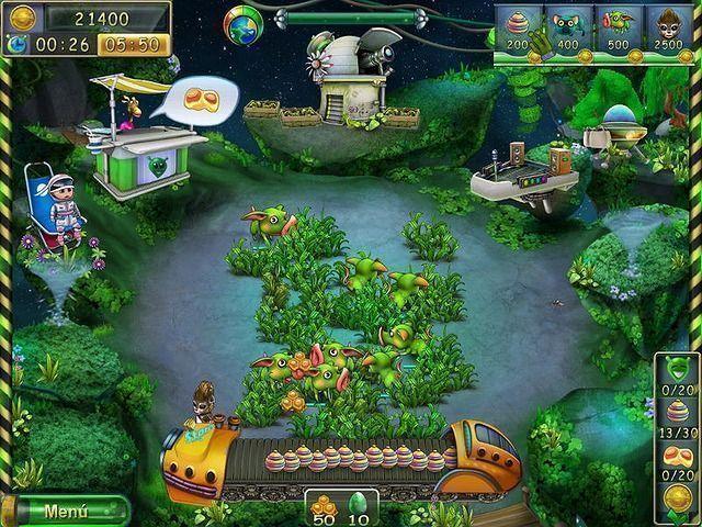 Terrafarmers en Español game