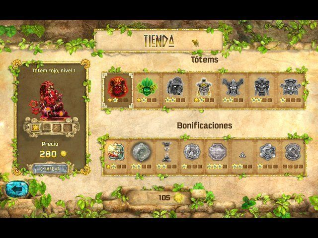 The Treasures of Montezuma 4 download free en Español