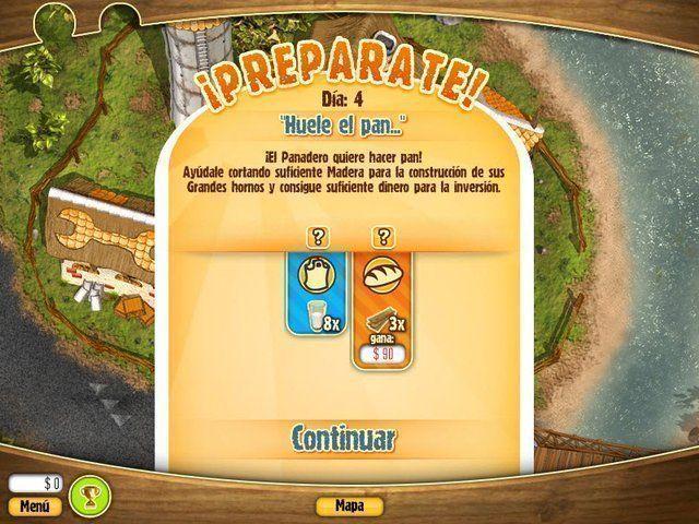 Youda Farmer 2: Salvar el Pueblo en Español game