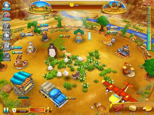 Gioco Farm Frenzy 4 download italiano