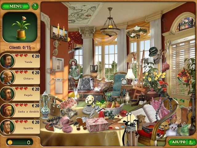 Gioco Gardenscapes download italiano