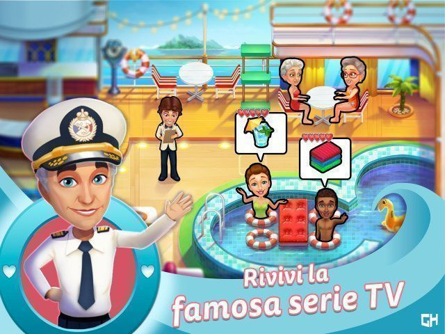 Gioco The Love Boat. Collector's Edition download italiano