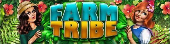 Farm Tribe - Pomóż Annie prowadzić farmę!