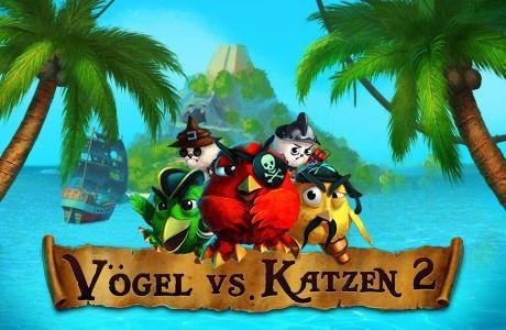 Vögel vs. Katzen 2