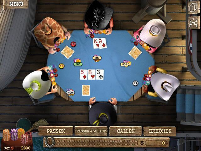 Gouverneur des Poker 2