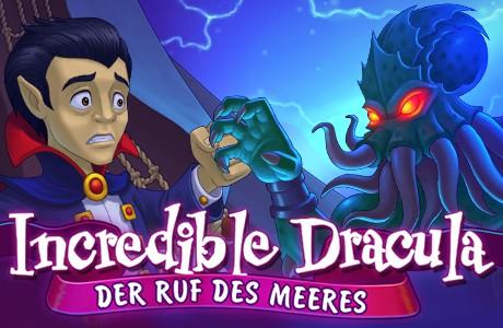 Incredible Dracula: Der Ruf des Meeres