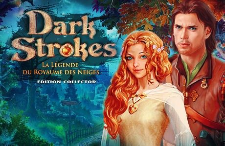 Dark Strokes: La Légende du Royaume des Neiges. Edition Collector