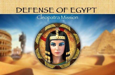Defense of Egypt: Cleopatra Mission