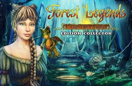Forest Legends: L'Appel de l'Amour. Edition Collector