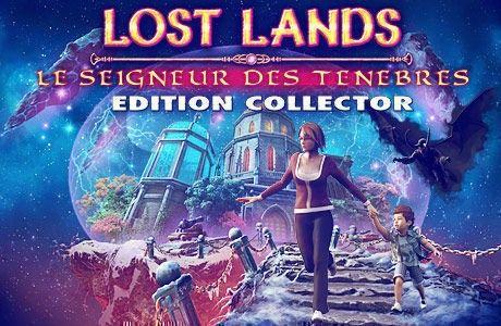Lost Lands. Le seigneur des tenebres. Edition Collector