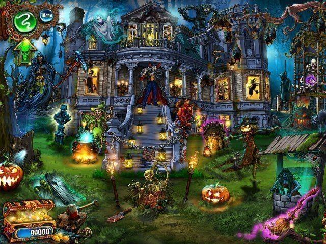 Sauver Halloween: La Cité des sorcères