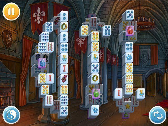 Mahjong: Wilcze opowieści